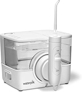Waterpik ION Professional Cordless Water Flosser Teeth Cleaner Rechargeable and Portable, White, 1 Count