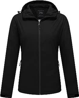 ZSHOW Women's Packable Lightweight Skin Coat Windproof Sun Protection Hooded Jacket