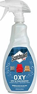 Scotchgard Oxy Carpet & Fabric Spot & Stain Remover, 26 Fluid Ounce