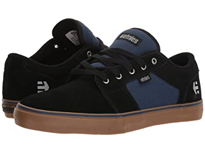 etnies Barge LS (Black/Navy) Men