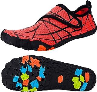 حذاء Ansbowey المائي للرجال والنساء سريع الجفاف خفيف الوزن أحذية رياضية للمشي على الشاطئ، الرحلات الجوية، حمام السباحة، ال...