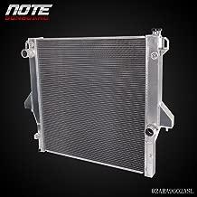 2 ROWS ALUMINUM Racing Cooling RADIATOR Stop Leak Fit For 2003-2011 DODGE RAM 2500 3500 5.9L 6.7L CUMMINS