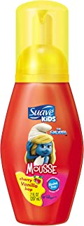 Suave Kids Cherry Vanilla Soda Mousse, 7 Ounce