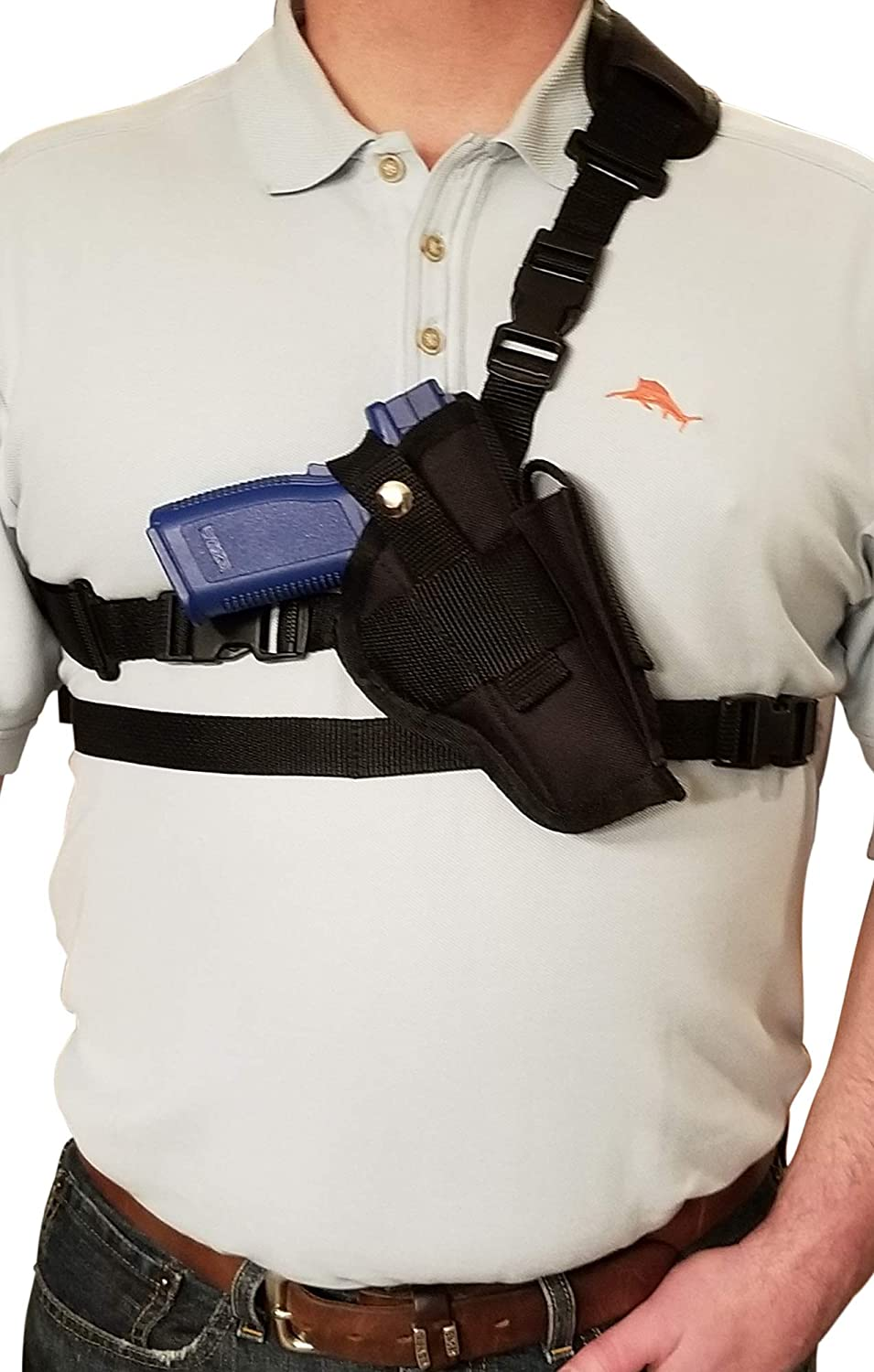 Silverhorse Holsters Chest Shoulder Gun 17 Glock Holster Now free Ranking TOP10 shipping Fits