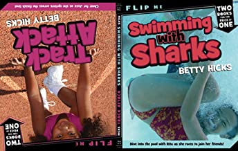 Swimming with Sharks / Track Attack: Two Books in One (Gym Shorts)