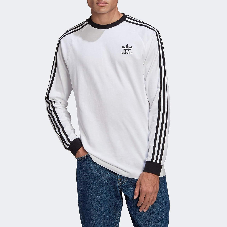 Amazon.com: adidas Originals Men's Adicolor Classics 3-Stripes ...