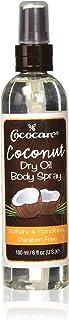 Cococare Coconut Dry Oil Body Spray, 6 Oz