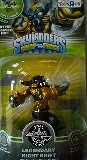 Skylanders SWAP Force Character Legendary Night Shift