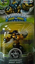 Skylanders SWAP Force Character Legendary Night Shift