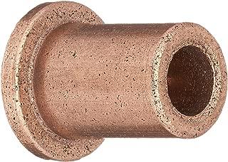 Bunting Bearings DPEF030508 Dri Plane (C) Flange Bearings, Powdered Metal, 3/16