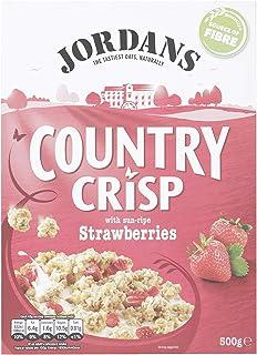 Jordans Country Crisp Strawberry Oats, 500 g
