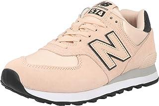 New Balance WL574FL2 Sneaker Donna Rosa