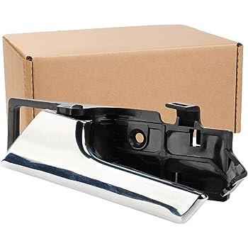 Amazon Com Dorman 81850 Interior Door Handle For Select Chevrolet Pontiac Models Chrome Automotive
