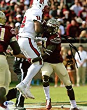 Derwin James Florida State Seminoles Autographed Signed 8x10 Photo - Vertical vs. Stanford - Beckett Authentication