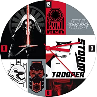 Best star wars wall clock for sale Reviews