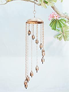 Handmade Bell Wind Chimes for Home Hanging Decoration Wind Chime Gift for Mom Children Colleagues Family