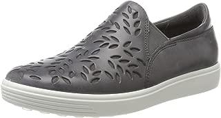 ECCO Womens 430453 Women's Soft 7 Slip on Sneaker