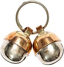 Beau's Bells 2 Extra Loud Cat & Dog Bells | Pet Tracker | Save Birds & Wildlife | Luxury Handmade Copper