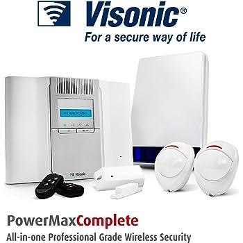 Visonic PowerMaster 10T Central de Alarma