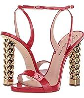 Giuseppe Zanotti - Cathy Chain Link Heel Sandal