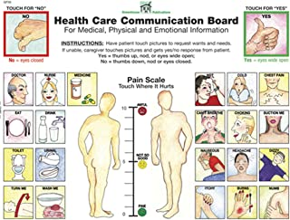 Laminated Healthcare Communication Boards