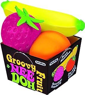 Schylling Groovy Fruit Stress Ball