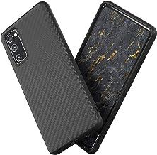 RhinoShield Coque Compatible avec [Samsung Galaxy S20 FE]   SolidSuit - Coque Fine avec Technologie d'Absorption des Chocs & Finition Premium - Fibre de Carbone