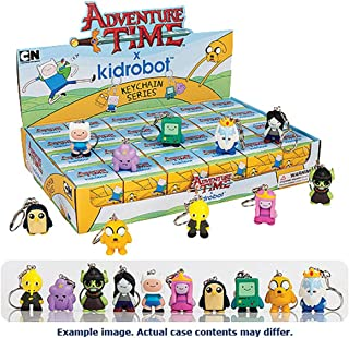 Adventure Time Kidrobot Mini Series Blind Box Vinyl Keychain - Qty 1 Per Purchase