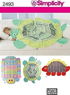flannel baby rag quilt patterns