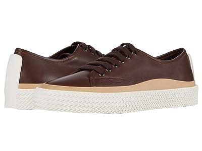 Salvatore Ferragamo Storm Sneaker (Chocolate) Men