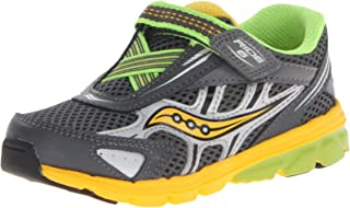 Saucony Boys' Baby Ride 6 Running Shoe (Toddler/Little Kid)