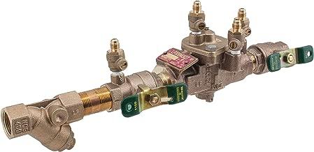 Watts LF009M3-QT-S Lead Free Reduced Pressure Assembly Valve, 3/4