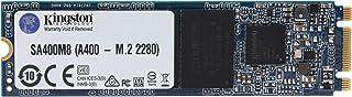 Kingston A400 SSD SA400M8/120G Unità a Stato Solido Interne M.2 2280, 120 GB