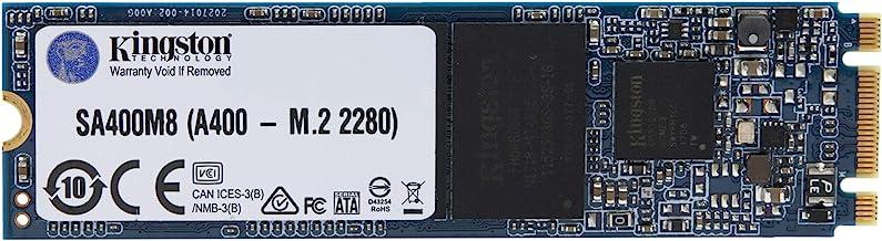 Kingston A400 SSD SA400M8/480G - Disco Duro sólido Interno M.2 2280 480GB