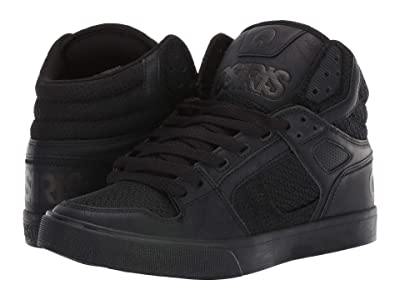 Osiris Clone (Black/Quilt) Men