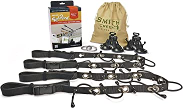 Smith Creek Rod Rack, Heavy Duty Vehicle Interior Rod Racking System