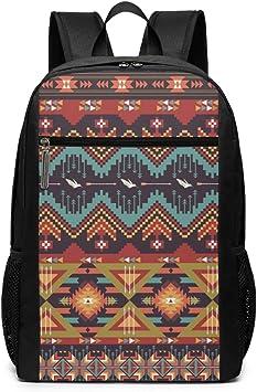 Hiking Rucksack Hiking Backpack Men/'s Backpack Aztec Print Backpack Native Print Backpack Aztec Print Rucksack