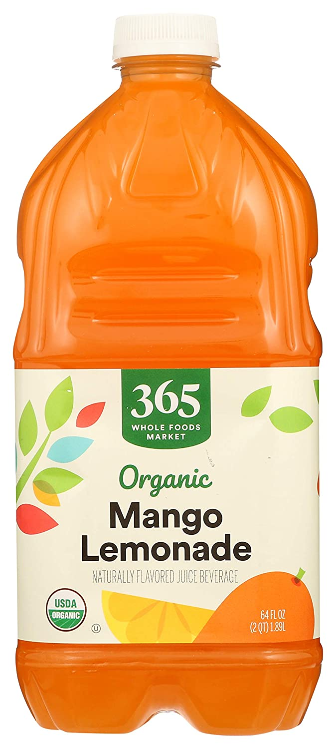 365 Everyday New color Value Superior Organic Naturally Flavored Beverage Juice M