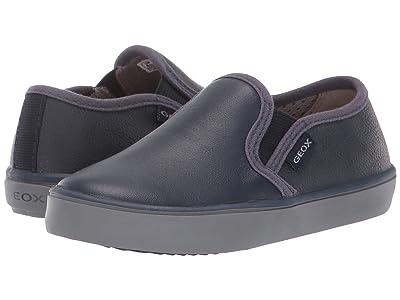 Geox Kids Jr Kilwi Boy 33 (Toddler) (Navy) Boys Shoes