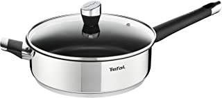 Tefal E8243314 Emotion Wok Stainless Steel 43 x 27 x 10 cm by Tefal