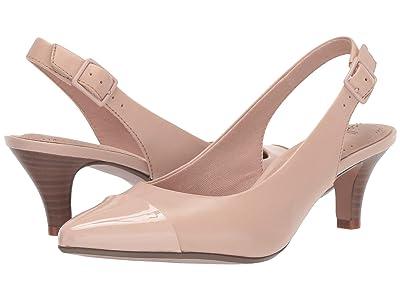 Clarks Linvale Emmy (Dusty Pink/Synthetic) Women