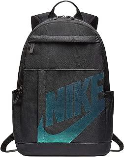 Nike Elemental Backpack (Black/Black/Metallic Silver)