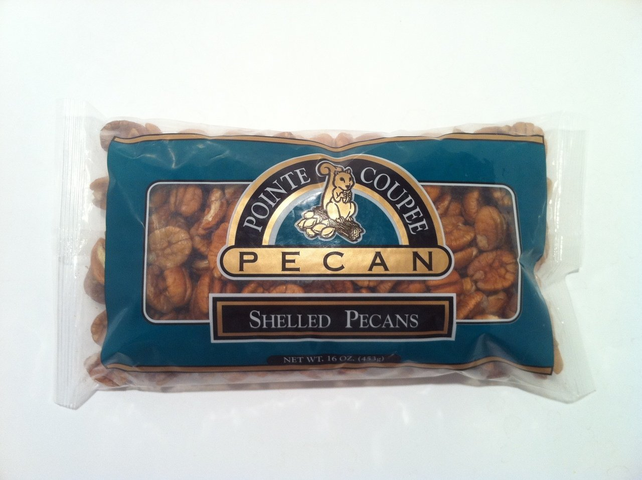 Pointe Coupee Pecan - PIECES quality At the price assurance Natural Shelled