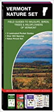 Vermont Nature Set: Field Guides to Wildlife, Birds, Trees & Wildflowers of Vermont