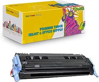 New York Toner New Compatible 1 Pack Q6000A High Yield Toner for HP - Color LaserJet CM1017mfp . -- Black