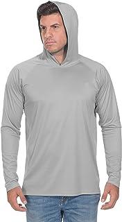 Fishing Shirts for Men Long Sleeve - Sun Protection SPF...