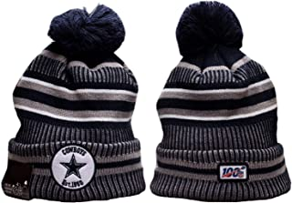 MVPRING 100 Commemorative Version Sports Outdoor Cap Wool Knit Beanie for Winter Footbal Team Sports Team Cap