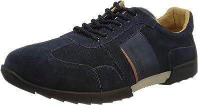 camel active Sharptown Low Lace Shoes, Zapatillas Hombre
