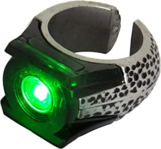 Animewild Green Lantern Light-Up Ring