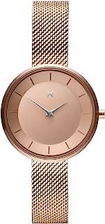 MVMT Classic Womens Quartz Watch, Analog, Stainless Steel , D-FB01-RGS